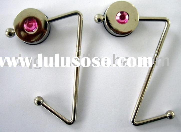 factory of bag holder/handbag hook/purse hanger