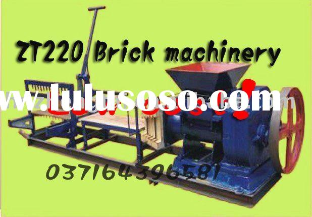 fired brick making machine,block making machine line