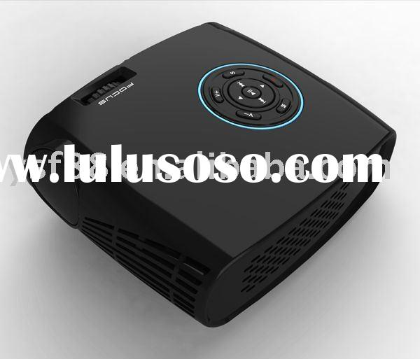 full hd mini projector mini 1080p led projector home theater video projector GP099A 1024 x 768