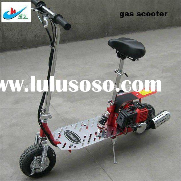 Monster motor scooter electric scooters gas scooters html for Gas powered motorized scooter