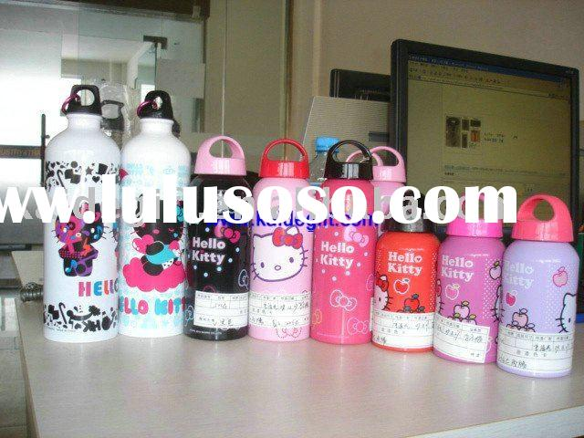 hello kitty stainless steel water bottle with lid