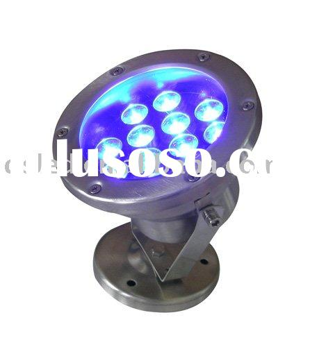 high power LED underwater light 12 W