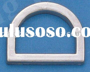 high quality metal D Ring for bag accessory