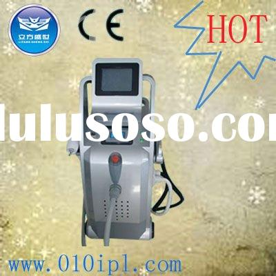hot elight beauty equipment for hair removal, ipl +rf +ndyag laser system