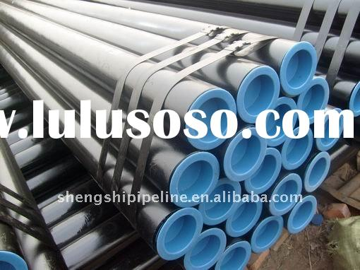 hot rolling seamless steel pipe