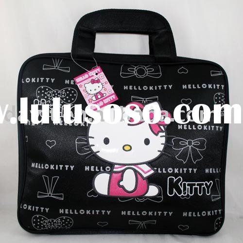 laptop bag of hello kitty lovely bag for laptop notebook bag