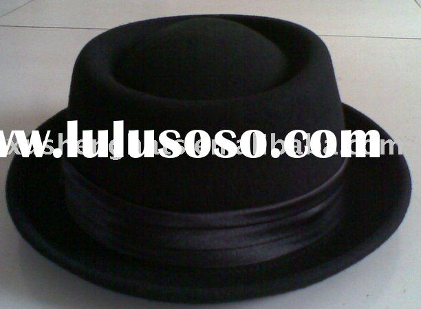 men's crushable wool felt hats and caps,men wool felt hat,men's wool felt bowler hat