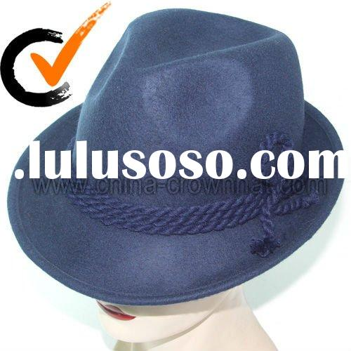 men`s wool felt hat 2520