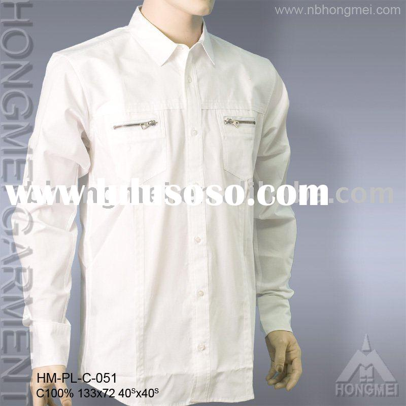 mens casual dress shirt