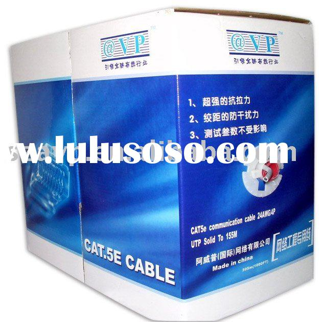 messenger ethernet wire siamese cat6 lan cable Cat5e patch cable