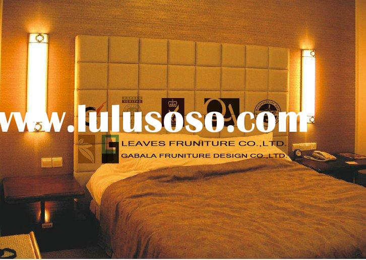 modern hotel bedroom furniture set(T-18)