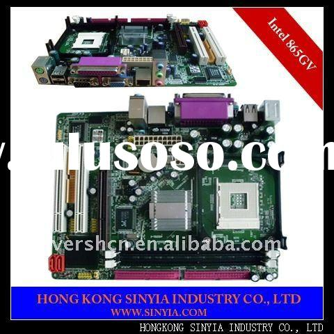 motherboard 865GV,wholesale motherboard,motherboards manufacturers,motherboard suppliers,wholesale c