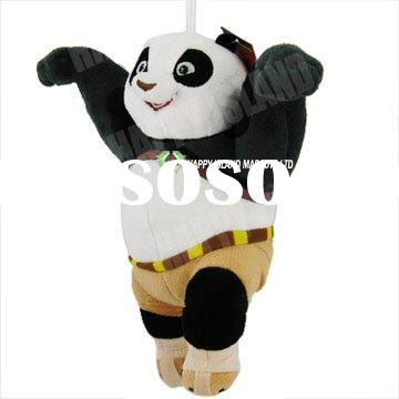 panda / plush toy / stuffed animal