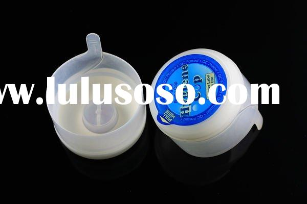 plastic 5 gallon drinking water bottle cap with plug mould