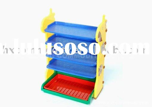 plastic shoes rack,plastic shoes shelf,kid shoes rack