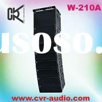 pro-sound line array speaker system OEM for your pro audio brand