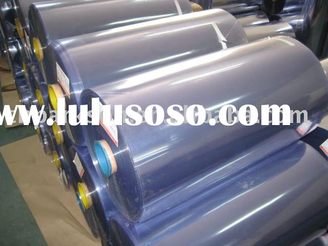 pvc flexible plastic sheet