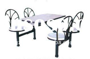 restaurant dining tables and chairs QX-11146E