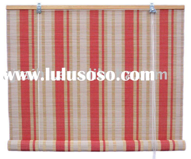 roll-up bamboo curtain,bamboo blind,window covering