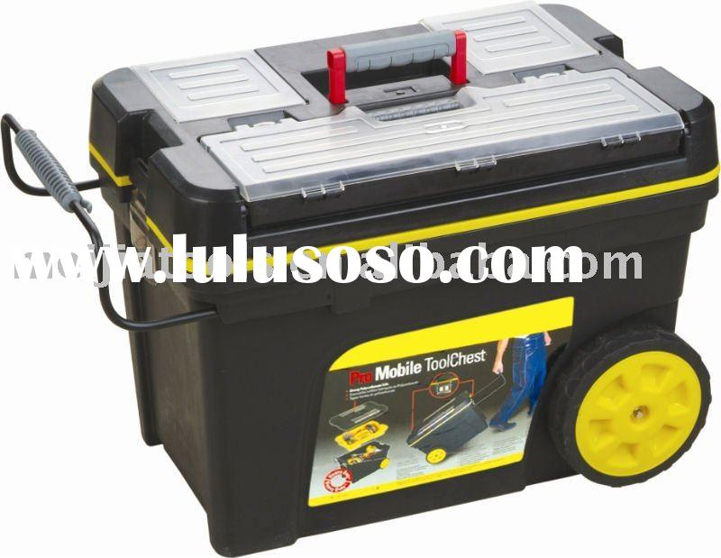 rolling toolbox with tools 2
