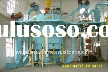 sesame oil solvent extraction equipment with 30-40tons