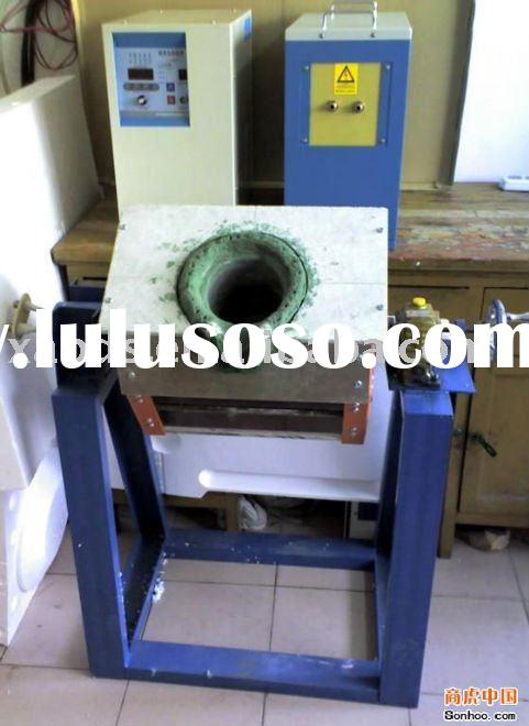 small capacity induction furnace