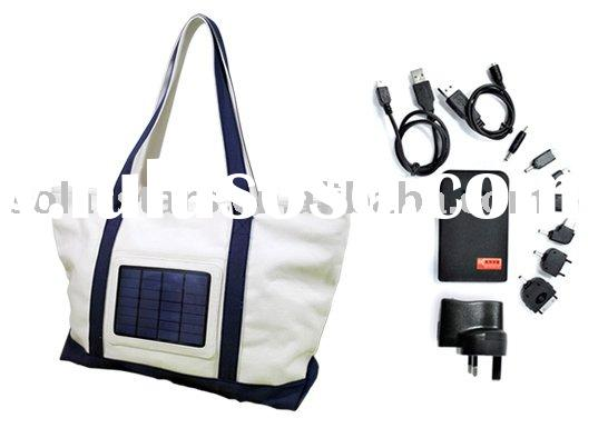solar mobile phone charger bag - PWH -S-S09 (B)