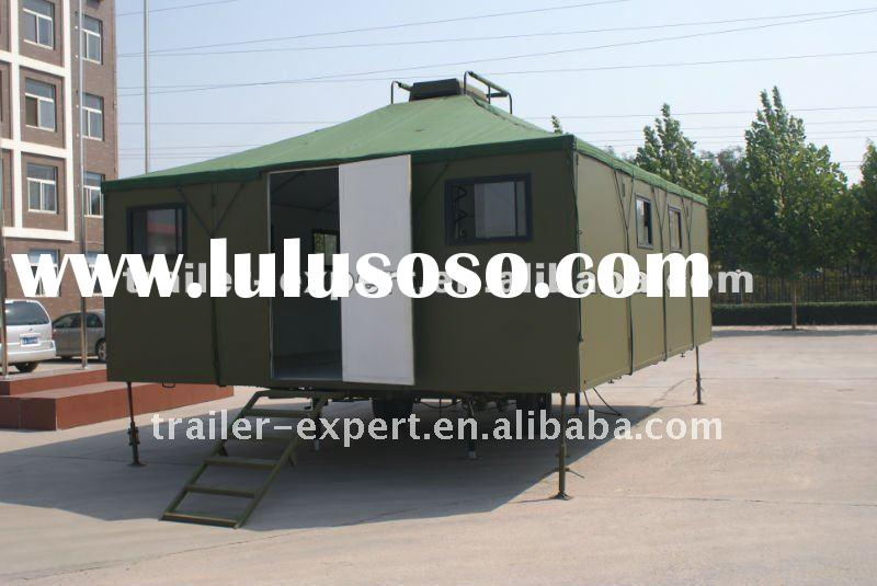 tent trailer /house trailer/ camp trailer