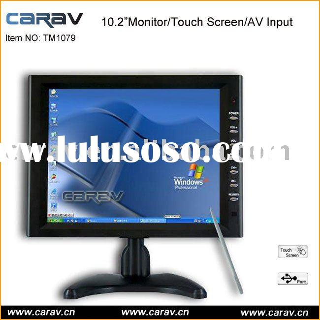 "touch screen monitor-10.2"" Touch Screen Monitor with VGA Port ( New Panel ) can connect with GP"
