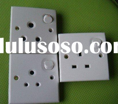 wall switch and socket,electrical switch socket,light switch,lamp switch,socket switch