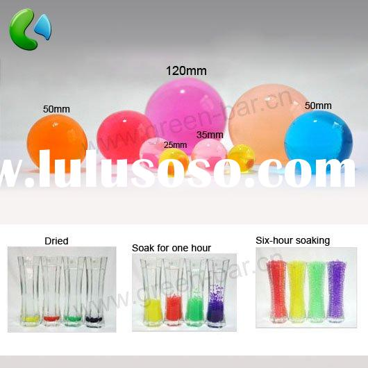 water beads,wedding decoration/helper of lucky bamboo