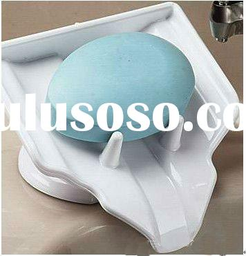 waterless plastic soap dish, plastic soap holder,plastic soap box