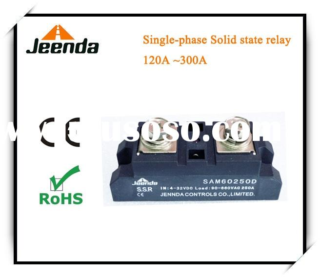 100-300A industrial solid state relay,25A-90A UL approval solid state relay,SSR.