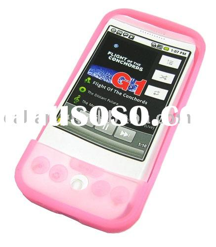100% Brand New Google Phone G1 Silicon case pink colour