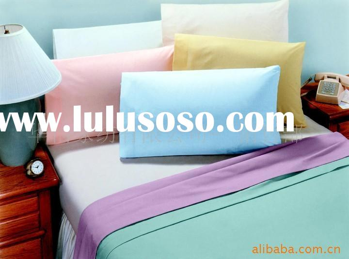 100% cotton textile fabric for bed sheet