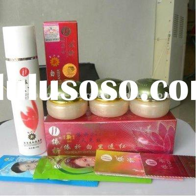 100% original Yiqi effective in 7 days 3 in 1 set plus cleaser plus samples