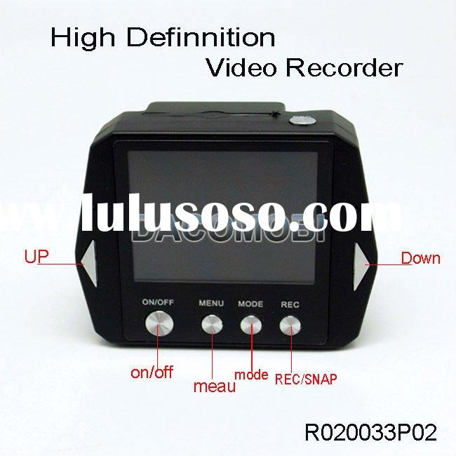 "1080P Car Black Box Digital Video Recorder Camera with 2.5"" TFT Screen"