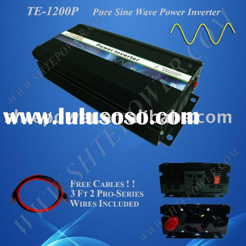 1200W DC 12V to AC 240V Power Converter, Power Invertor