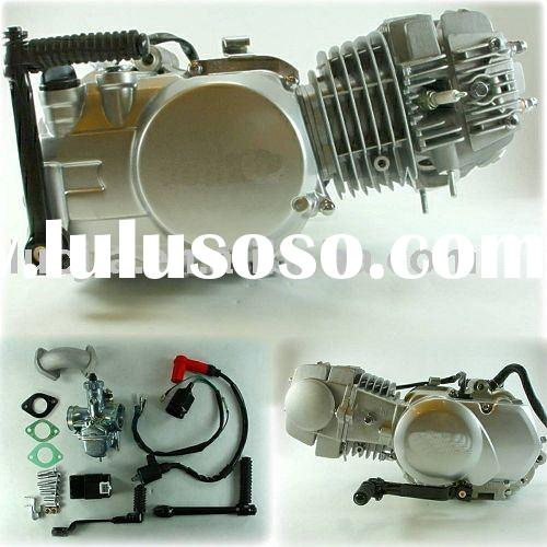 125cc WAVE Horizontal 4 stroke ATV Engine