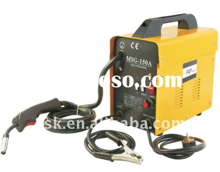 Block Diagram Mig Welding Machine  Block Diagram Mig