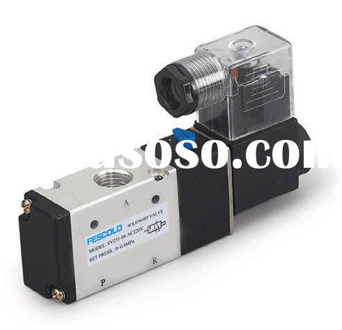 "1/4"" two position 3 way solenoid valve SV231-08"