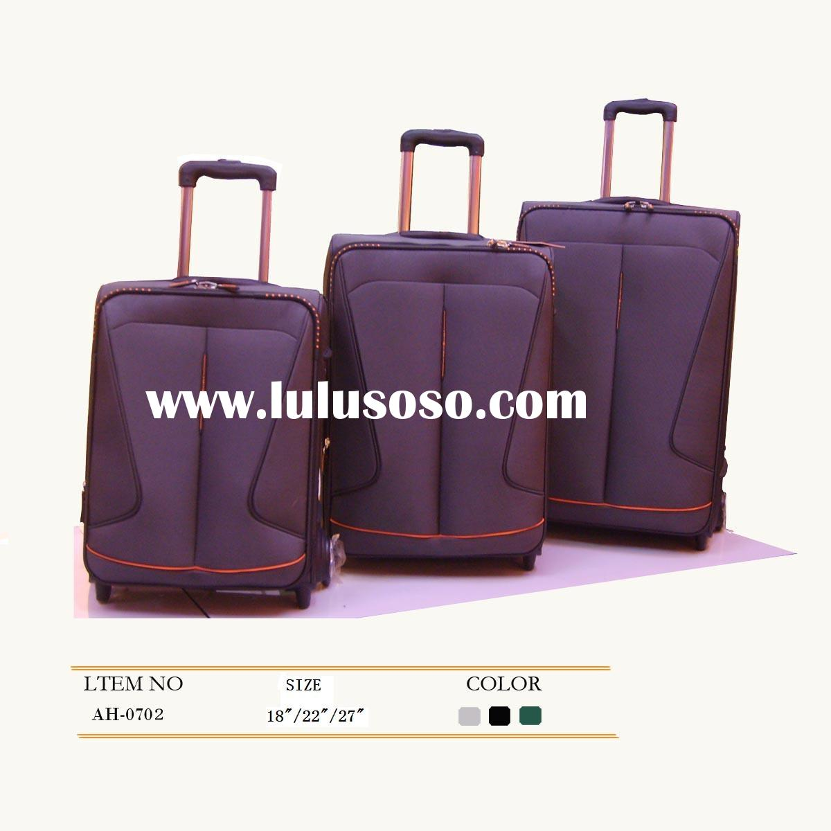 1 luggage set/luggage/trolley case/roller case/travel case/luggage upright