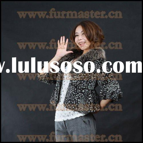 2011 Fashionable Leather Jackets For Ladies