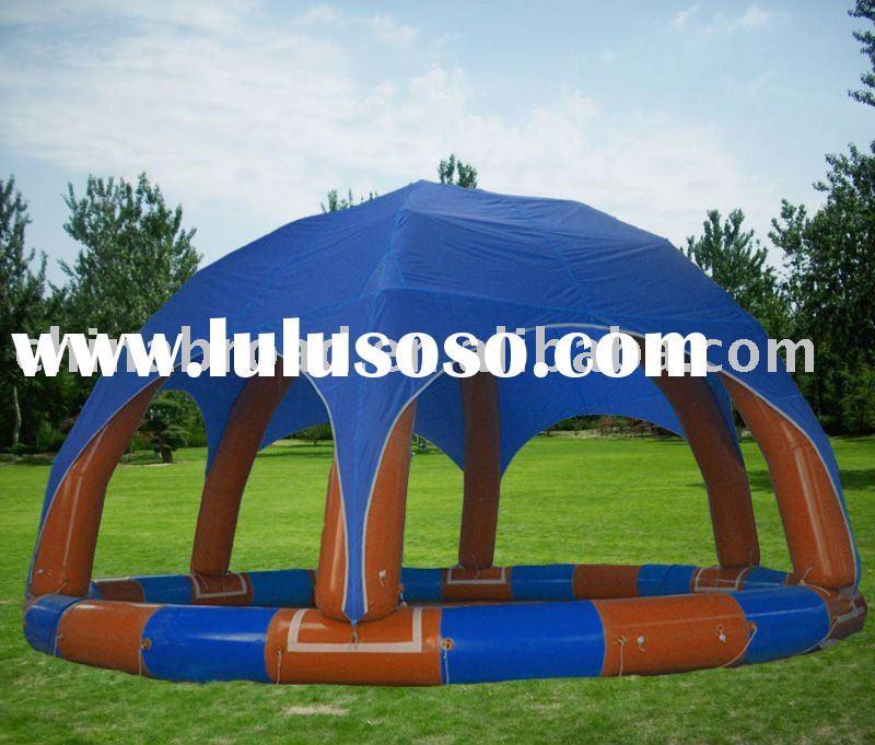 2011 Hot-selling above ground swimming pool(YCD-002 8X8m)