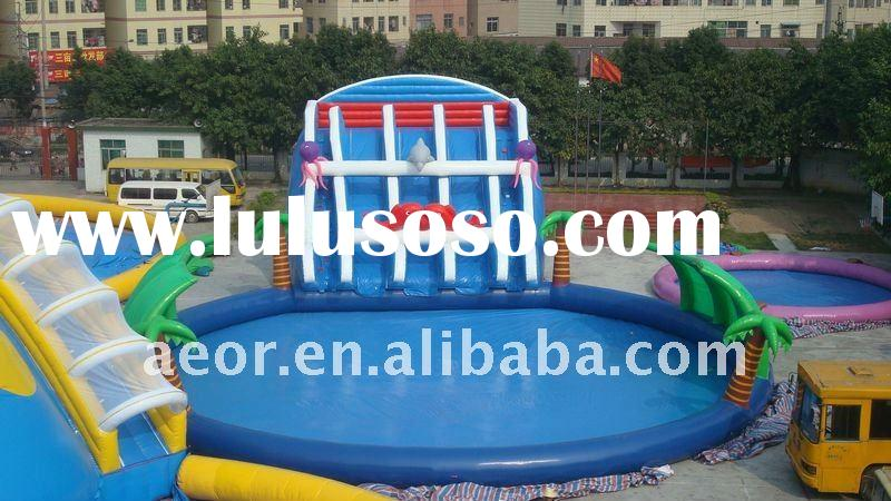 2011 Inflatable water park/inflatable amusement park