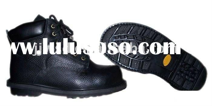 2011 New design wear-resisting steel toe safety shoes/working shoes/footwear