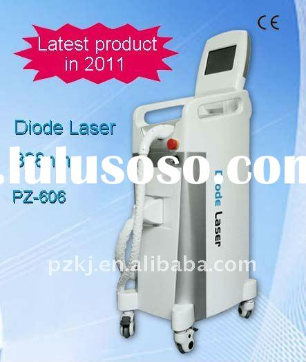 2011 newest diode laser new technology hair removal machine