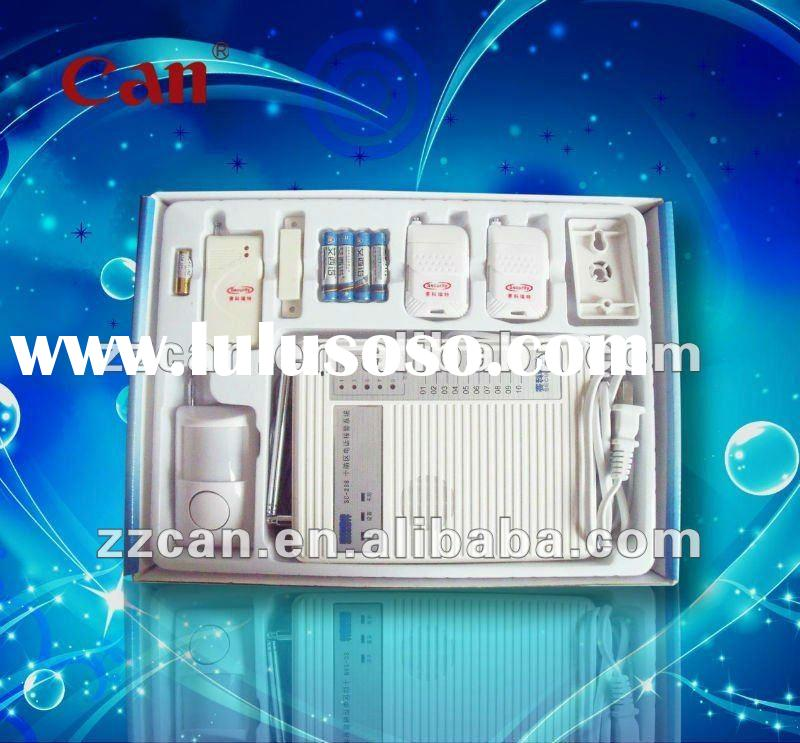 2012 New Style Ready Sale Home Auto-Check burglar alarm System With Emergency Dialer (sc-298)