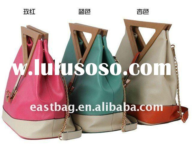 2012 Newest!!! hot sell cheap Guangzhou fashion designer handbag