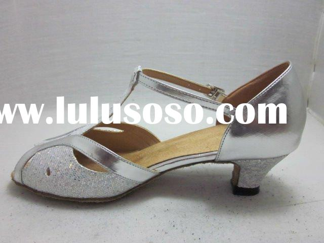 2012 Quality Guranteed capezio latin dance shoes